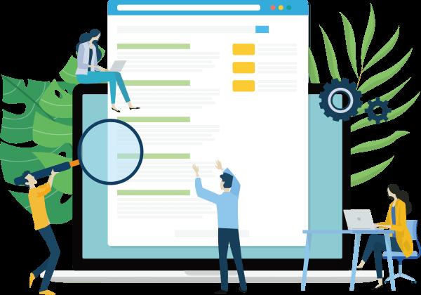 検索エンジン(SEO)対策 | サービス案内 | フロンティアビジョン(株)