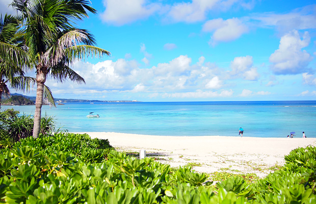 沖縄ブセナビーチ