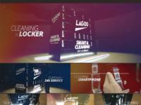 スマートなクリーニングサービス、LAGOO(ラグー)のご紹介